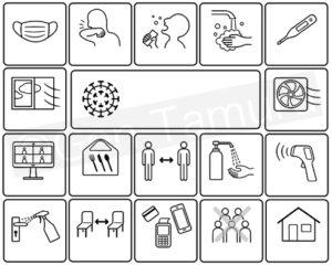 ストックイラスト 新型コロナウイルス感染症対策 PIXTA 素材イラスト